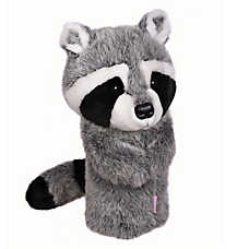 Daphne's Raccoon Golf Club Headcover
