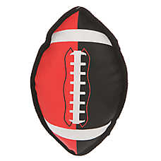 Top Paw™ Football Disc Dog Toy - Squeaker