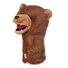 Daphne's Grizzly Bear Golf Club Headcover