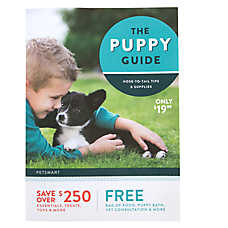 PetSmart® 2016 Puppy Guide