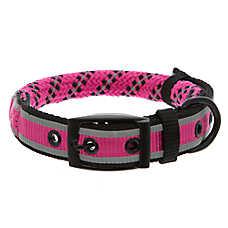 KONG® Reflective Rope Dog Collar