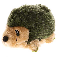 Top Paw® Hedgehog Laying Dog Toy(COLOR VARIES)
