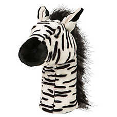 Daphne's Zebra Golf Club Headcover