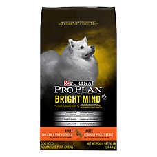 Pro Plan® Bright Mind™ Adult Dog Food - Chicken & Rice