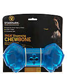Starmark Treat Dispensing Dog Chewbone