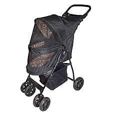 Pet Gear NO-ZIP Pet Stroller