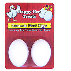 Happy Hen Treats® Chicken Nesting Egg