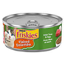Purina® Friskies® Flaked Cat Food - Tuna & Egg