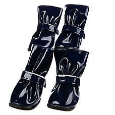 Top Paw® Rain Bootie Dog Boots