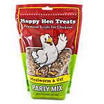 Happy Hen Treats Mealworm and Oat Party Mix Chicken Treats