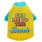 "Top Paw™""Get Me To The Beach"" Shirt"