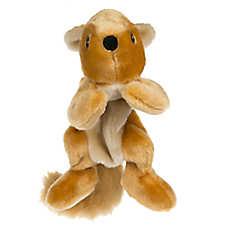 Top Paw® Flattie Squirrel Dog Toy