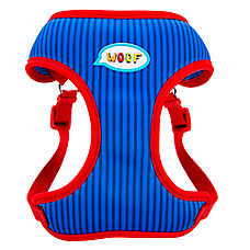 Top Paw® Toby Stripe Comfort Harness