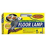 Zoo Med™ Avian Sun™ Deluxe Bird Floor Lamp