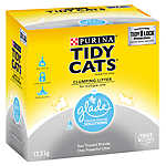 Purina® TIDY CATS® Glade™ Tough Odor Solutions Cat Litter - Clumping, Multiple Cats
