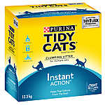 Purina® TIDY CATS® Instant Action Cat Litter - Clumping, Multiple Cats