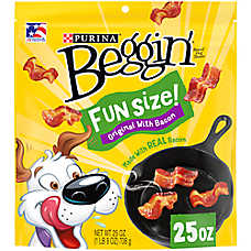 Beggin'® Littles Dog Treat - Bacon