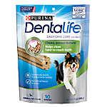 Purina® DentaLife Dental Dog Treat - Small/Medium Breed