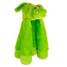 Top Paw® Play Long Legged Gator Dog Toy
