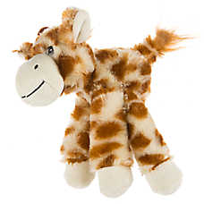Top Paw® Play Long Legged Giraffe Dog Toy