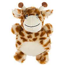 Top Paw® Play Round Giraffe Dog Toy