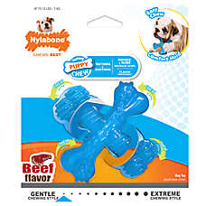 Nylabone® Puppy X Bone Dog Toy