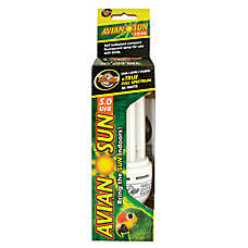 Zoo Med™ Avian Sun™ Bird Compact Lamp