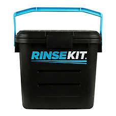 Rinse Kit Portable Pressurized Shower