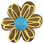 Molly's Barkery Spring Flower Cookie Dog Treat