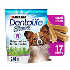 Purina® DentaLife Chews Small Dog Dental Treat