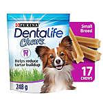 Purina® DentaLife Chews Small Dog Dental Treat