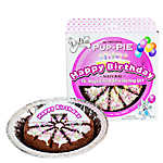 The Lazy Dog Cookie Co. Pup-Pie Dog Treat - Happy Birthday