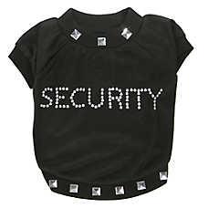 "Top Paw™ ""Security"" Tee"