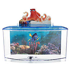 Finding Dory Betta Aquarium Tank Kit Top Decor