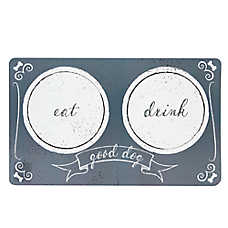 Grreat Choice® Eat & Drink Pet Mat