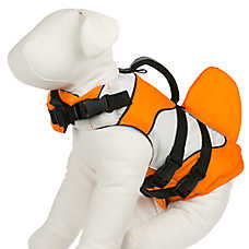 Top Paw® Clown Fish Life Jacket