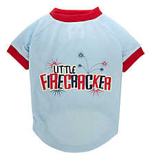 "Top Paw™ ""Little Firecracker"" Tee"