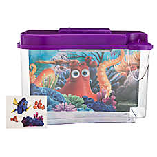 Finding dory led betta aquarium kit fish aquariums for Betta fish tanks petsmart