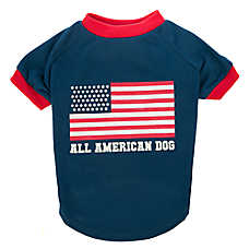 "Top Paw™ ""All American Dog"" Tee"