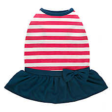 Top Paw™ Striped Dress