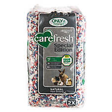 CareFRESH® Special Edition Summer Blend Natural Bedding for Small Pets