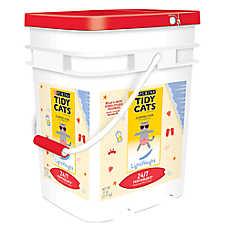 Purina® TIDY CATS® 24/7 Performance LightWeight Cat Litter - Clumping, Multi-Cat