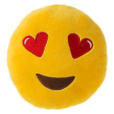Grreat Choice™ Heart Eyes Emotions Plush Dog Toy