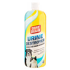 Simple Solution Urine Destroyer Stain & Odor Remover