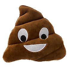 Grreat Choice™ Poop Emotions Plush Dog Toy