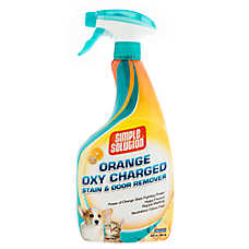 Simple Solution Orange Scented Oxy Charge Stain & Odor Remover