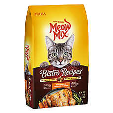 Meow Mix® Bistro Recipes Cat Food - Chicken