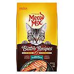 Meow Mix® Bistro Recipes Cat Food - Salmon
