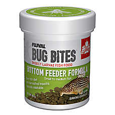 Nutrafin® Bug Bites Bottom Feeder Fish Food