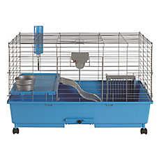 Kaytee® EZ Clean 2 Level Deluxe Small Animal Habitat